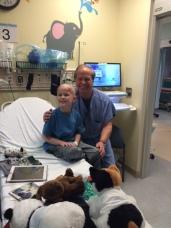 Shawn and Dr. Joe